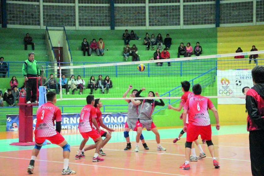 El conjunto capitalino consiguió su segunda victoria consecutiva en la Liga Juvenil del Voleibol Boliviano y aún...