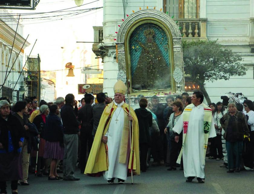 Fiesta de Guadalupe, fe más allá del baile