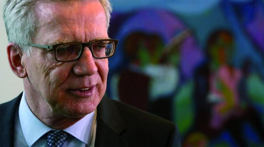 Ministro del Interior de Alemania, Thomas de Maizière
