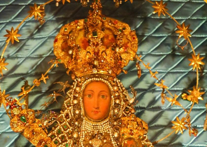Entrada de ceras abre festejos de la Gualala; mañana habrá tolerancia