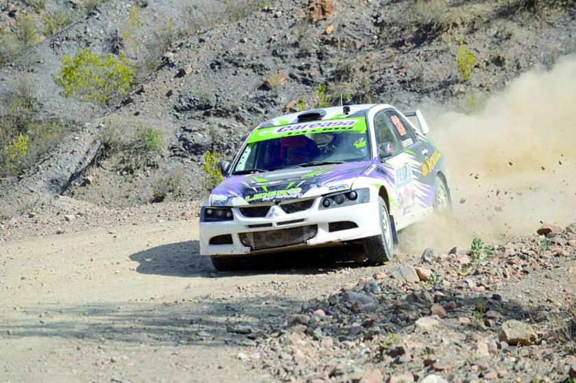 Rolando Careaga  registró el mejor tiempo en la categoría RC2NN y Rodrigo en R2B Libre.