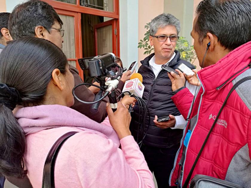 Un asambleísta del MAS insta a evitar el No en Sucre a la reelección de Evo