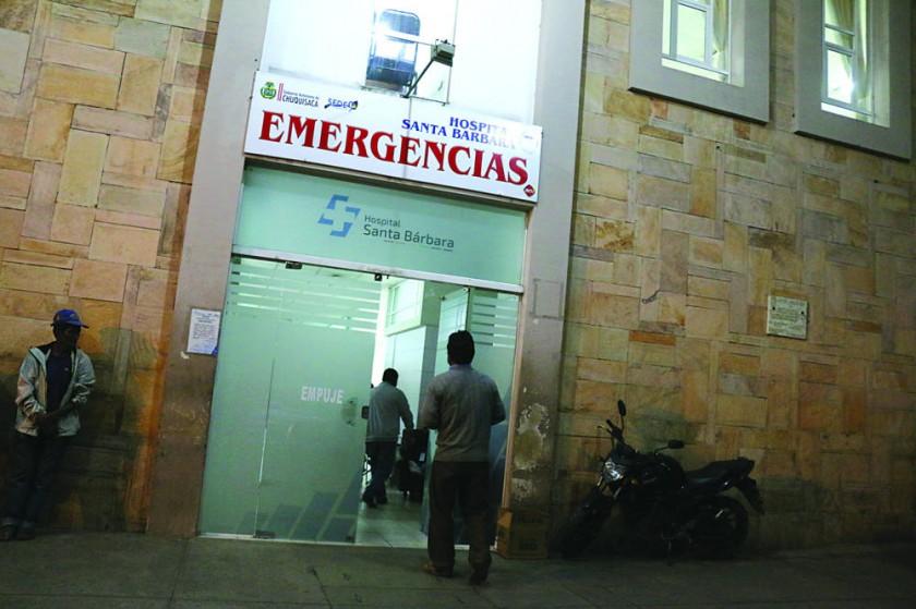 ATENCIÓN. Los casos llegaron a Emergencias.