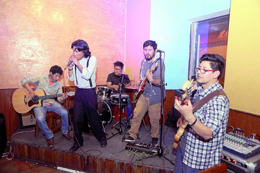 Gato Flaco Blues Band.