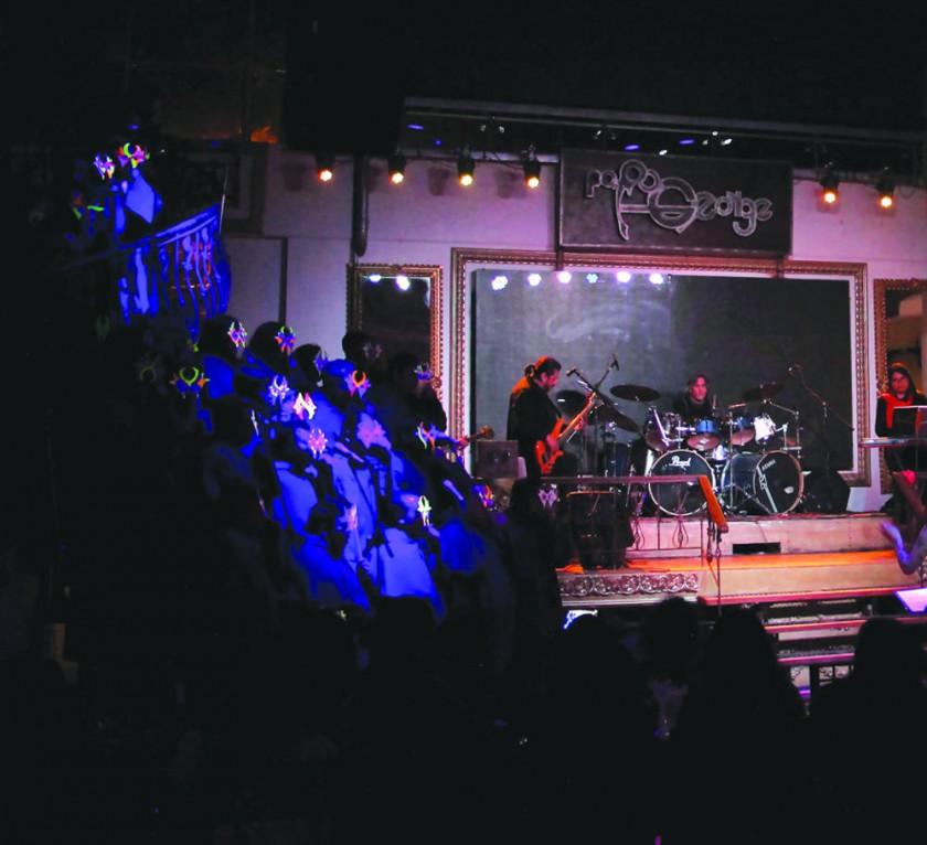 El rock sinfónico explosiona el FIC