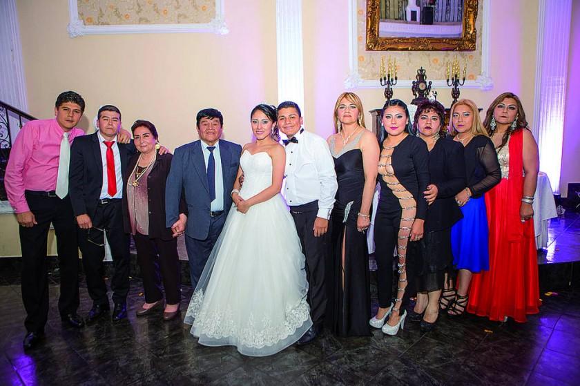 Familia del Novio.