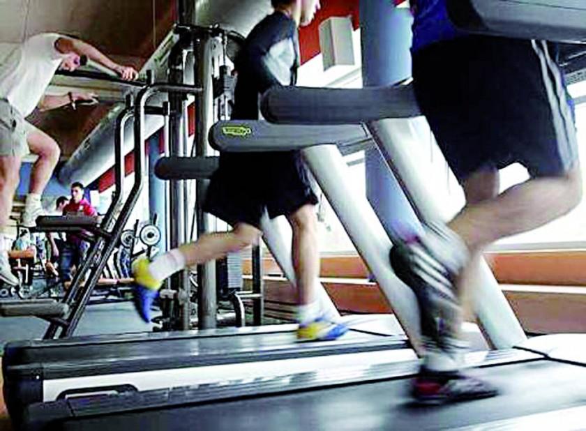 La gente se preocupa más por su salud y acude a los gimnasios. CAPITALES