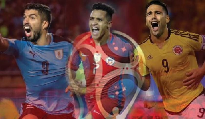 Los máximos astros del fútbol sudamericano juegan al todo o nada rumbo a Rusia 2018, esta noche.