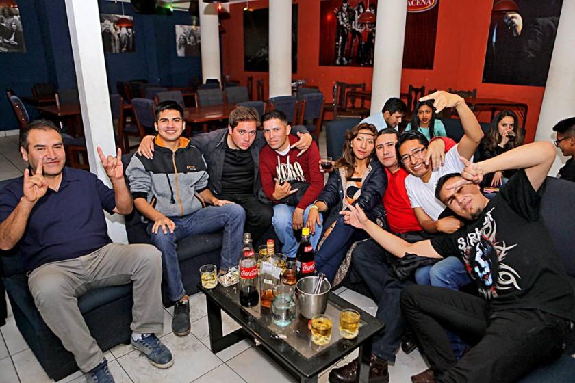"""Los fans de """"Héroes del Silencio"""""""