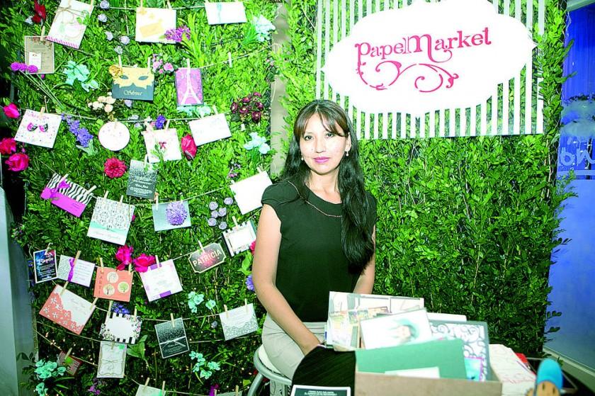 Papel Market: Sonia Campos.