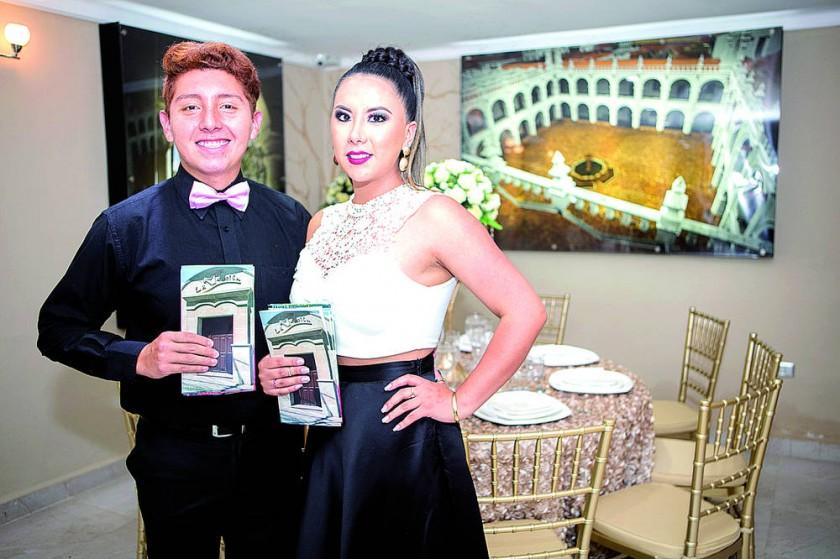 La Mansión: Alejandro y Alejandra López.