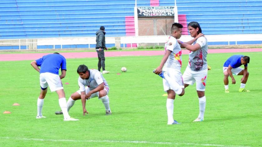 Atlético Sucre aún tiene chances matemáticas de alcanzar la punta.