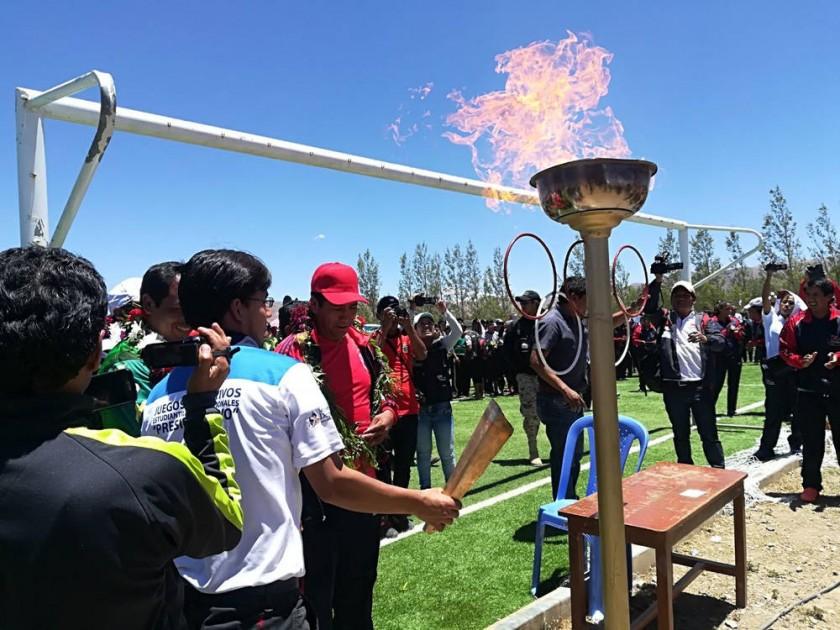 El evento fue inaugurado ayer, en Villa Charcas, donde hubo música y danzas de la región cinteña.