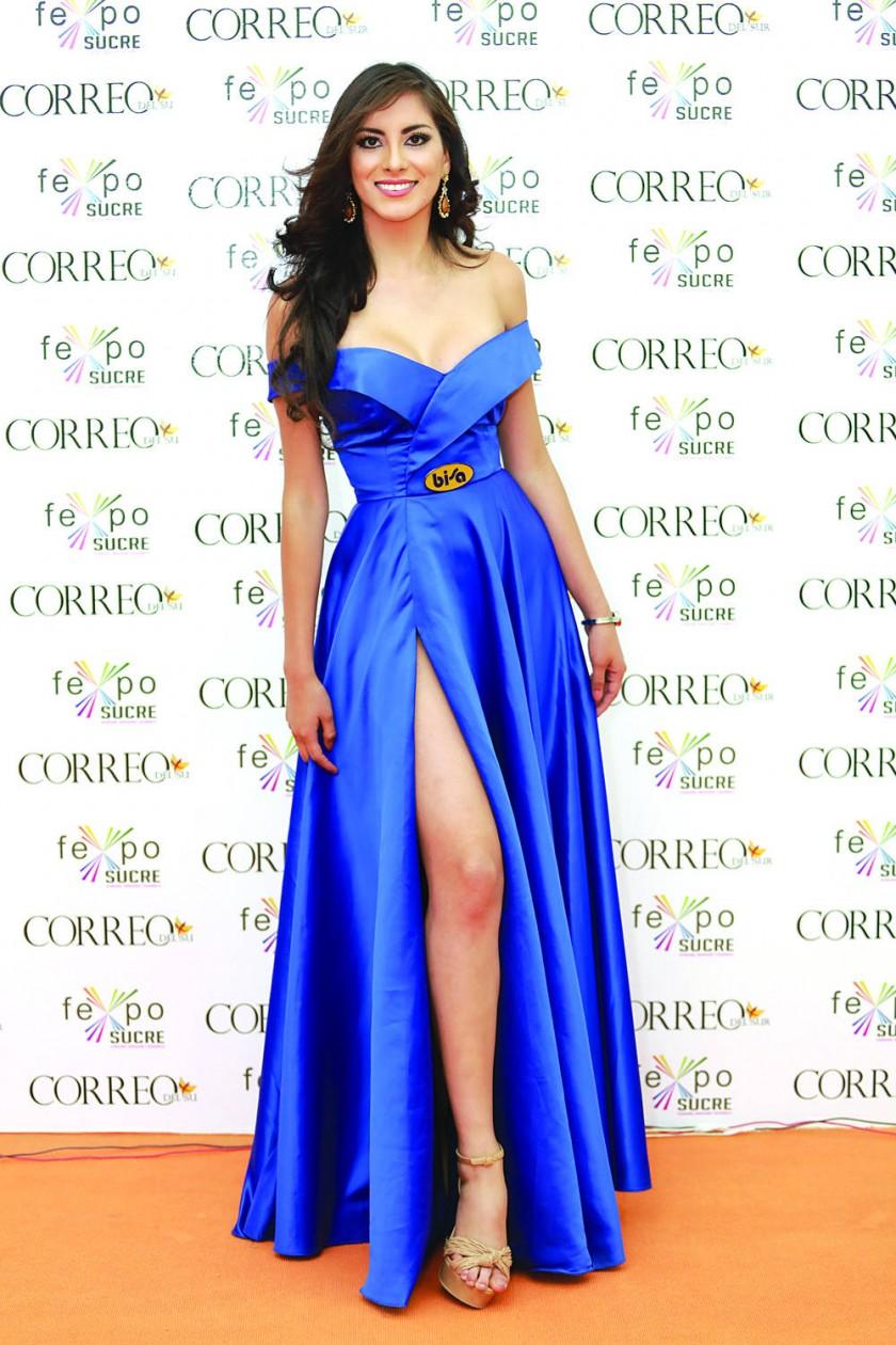 Nimeyra Flores, Miss Chuquisaca