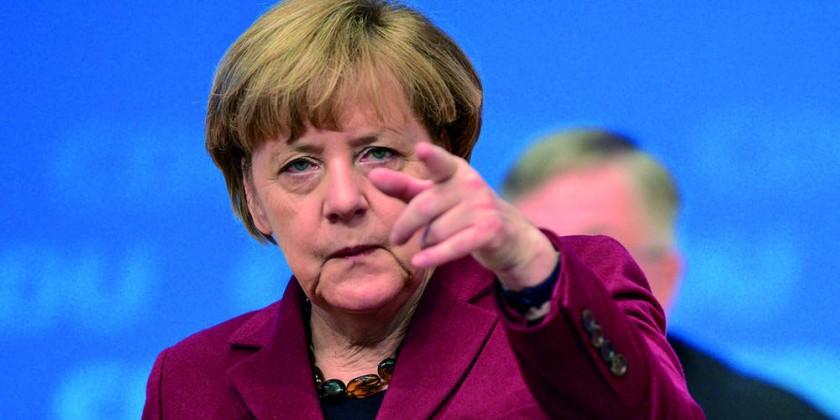 Angela Merkel, canciller de Alemania, una de las líderes políticas con mayor influencia en el mundo.