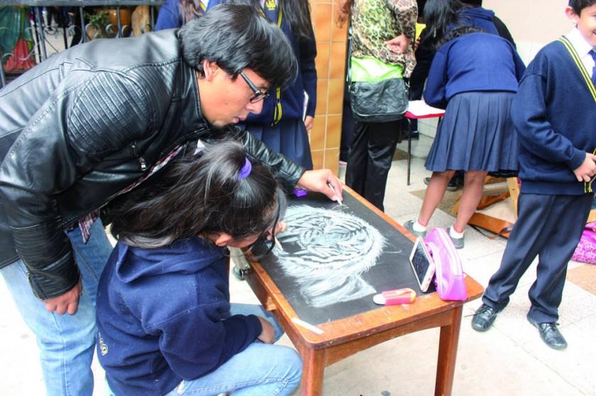 """Talentos del colegio """"Don Bosco"""""""