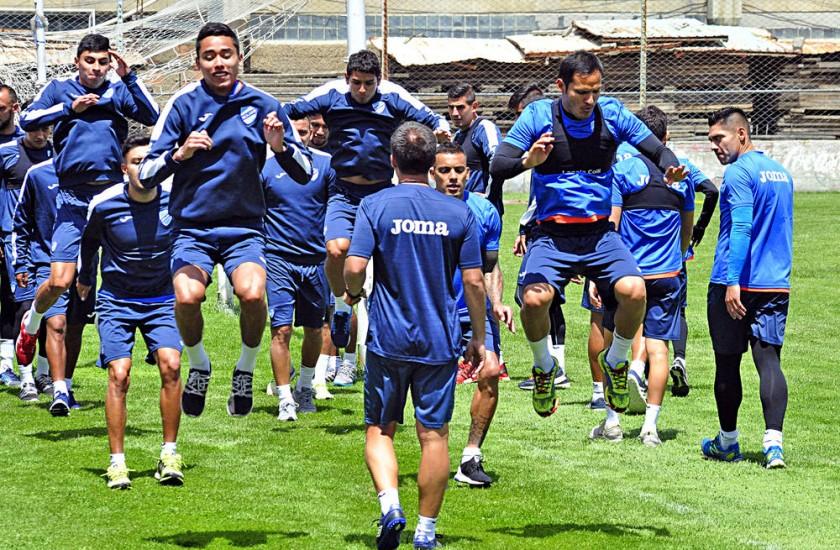 Los celestes encaran la recta final del Torneo Clausura con el objetivo de alcanzar el bicampeonato.