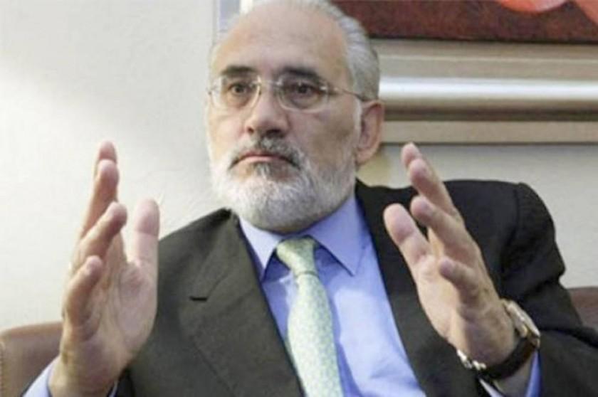 CONTRARIO. Carlos Mesa expresó su desacuerdo con la elección de autoridades judiciales.
