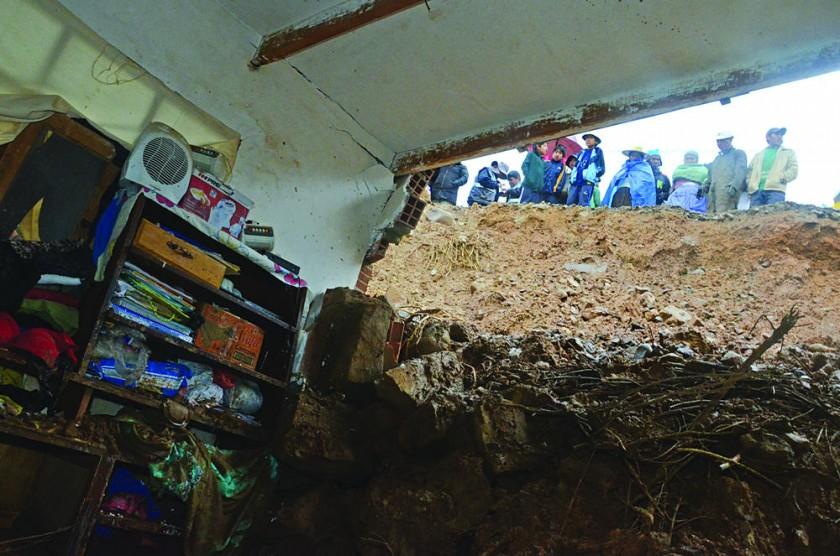 Cochabamba y Beni en emergencia