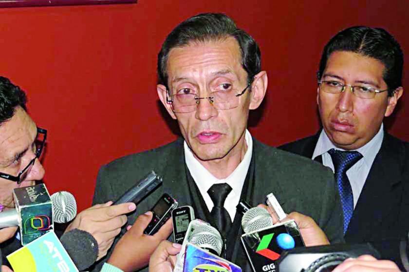 magistrados. José Antonio Revilla asumirá en el Tribunal Supremo de Justicia y Orlando Ceballos en el Tribunal...
