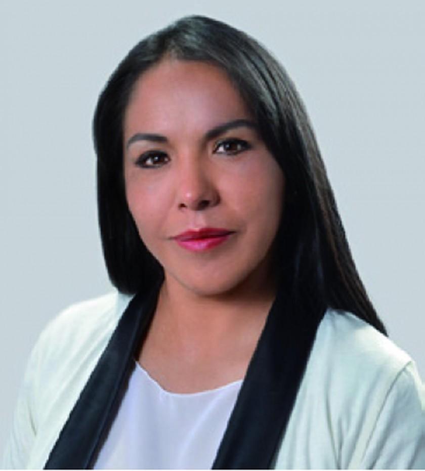 María Teresa Garrón CHUQUISACA 8.95%