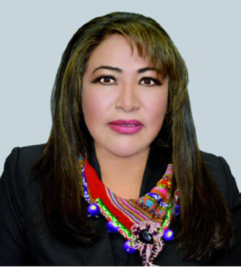 Brígida Celia Vargas La Paz 27.19%