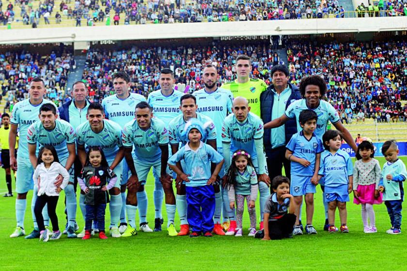 La Academia paceña y el Tigre se jugarán el título del Clausura esta noche, en el estadio Hernando Siles.