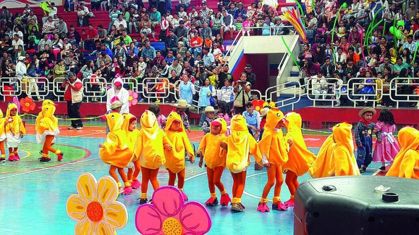Festival de danzas