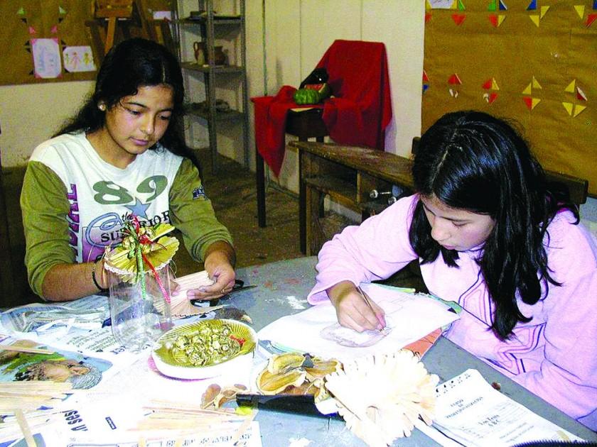 Comienza la vacación y ofertas de cursos se multiplican en Sucre
