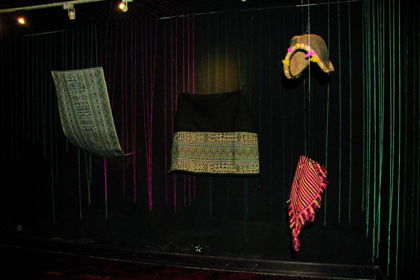 Tejidos de la cultura Tarabuco.