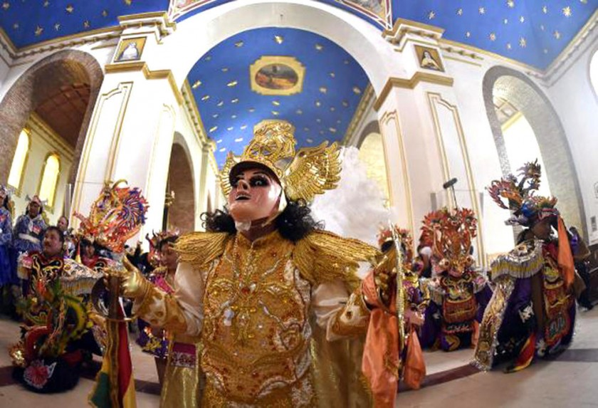 Bolivia, el Mejor Destino Cultural del Mundo en los Oscar de Turismo