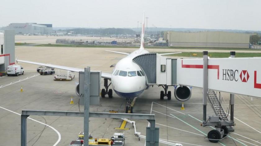 Alcantarí. La segunda planta de la terminal aérea donde funciona el patio de comidas tendría que ser habilitada como...