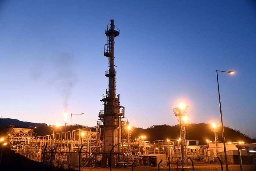 El megacampo gasífero Incahuasi. Foto: Archivo