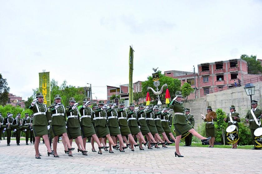 Columna de Honor.
