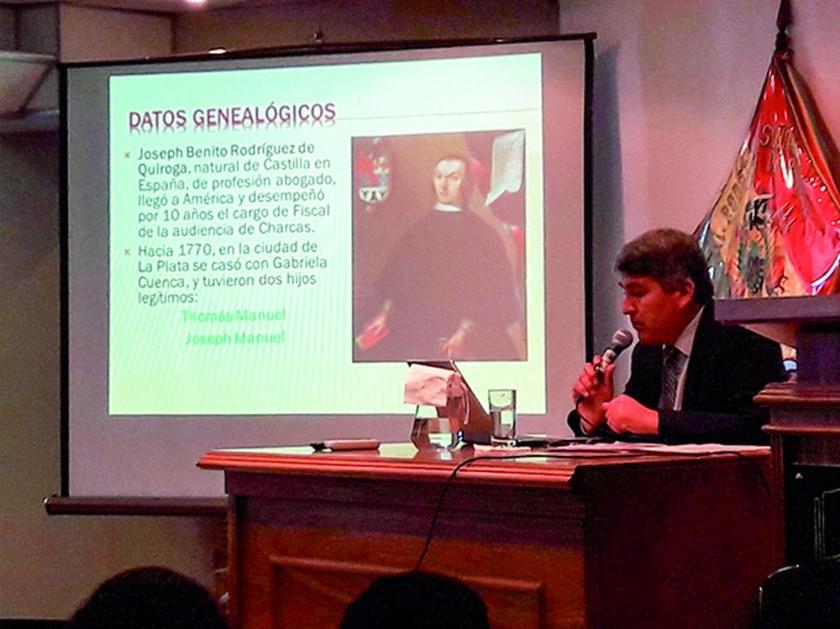 Manuel Rodríguez de Quiroga y la Revolución en Quito