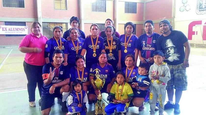 Los equipos sobresalientes del campeonato