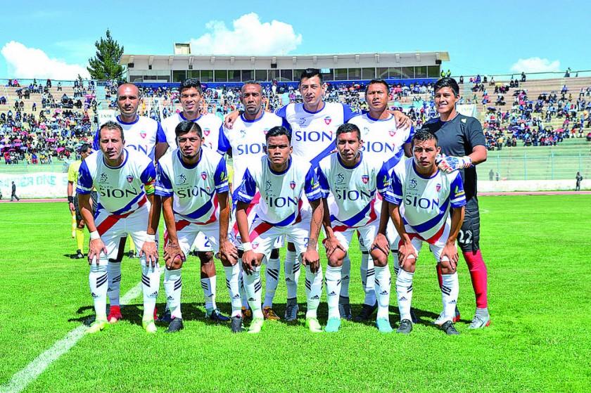 Deportivo Kala y Royal Pari se verán las caras esta noche, en Sucre, por el ascenso a la Liga.