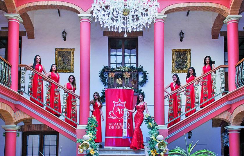 Academia de Reinas.