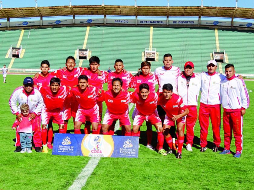 Las selecciones chuquisaqueñas enfrentarán esta tarde a Tarija, como visitantes.