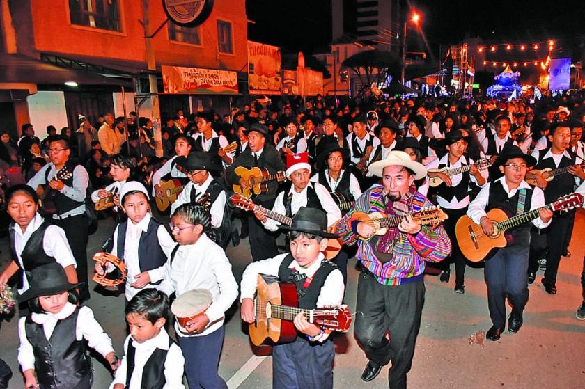Escuela municipal de música.