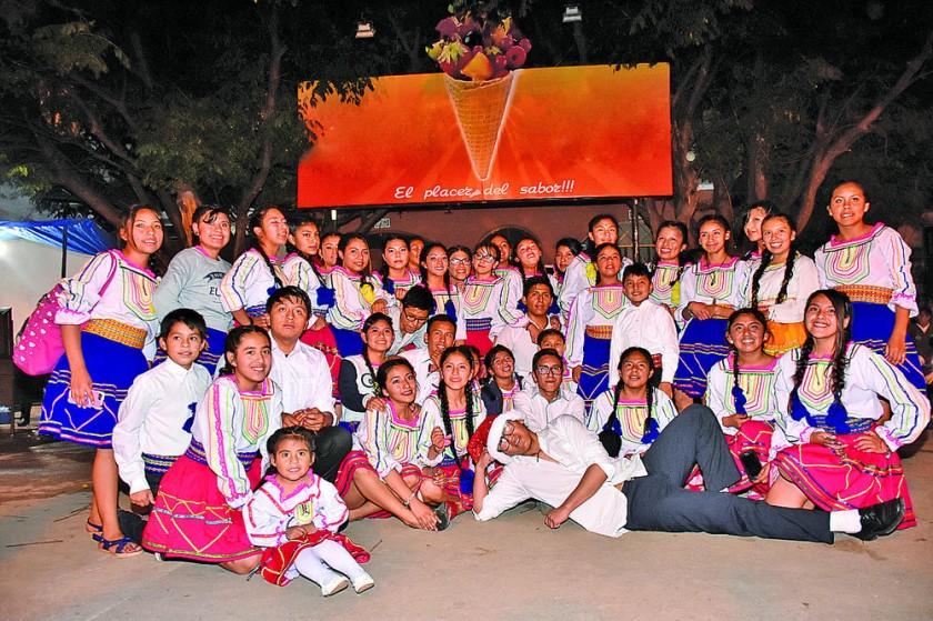 Grupo Shalom de la parroquia San Francisco.