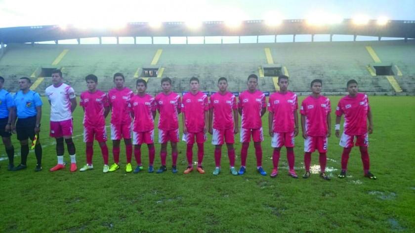 Las selecciones chuquisaqueñas vencieron a sus pares de Pando en el cierre de la primera rueda de la Copa.