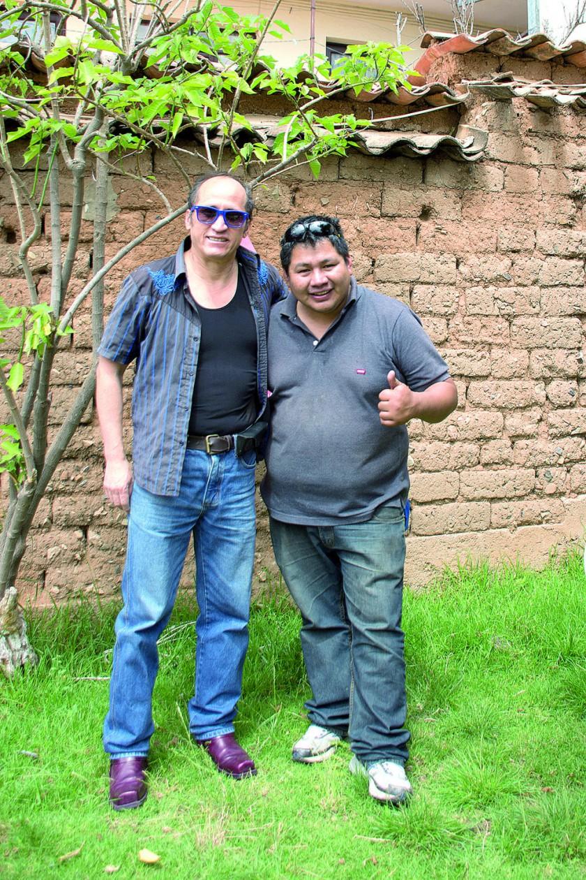 Eduardo Loredo y Armando Martínez.