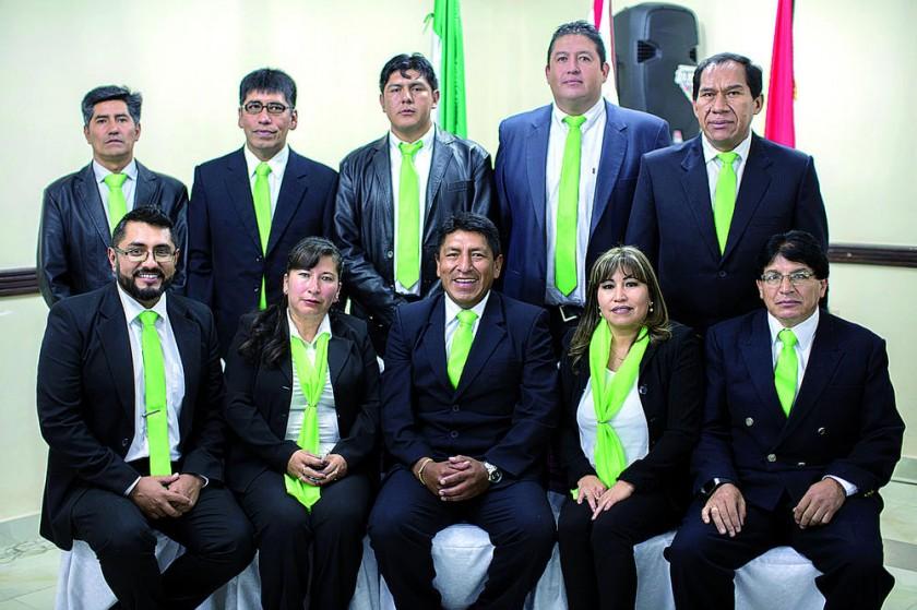 Nuevo directorio 2018-2019.