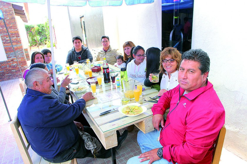 Familia Beltrán.