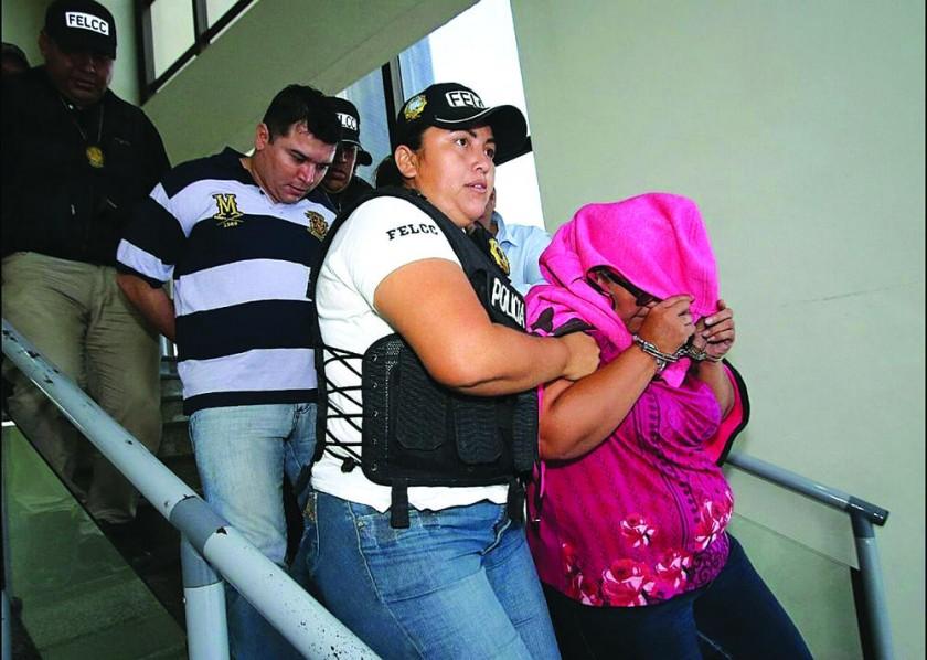 Remiten a la cárcel a autores de crimen y revelan detalles