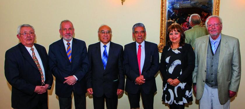 Directorio del Instituto Médico Sucre.