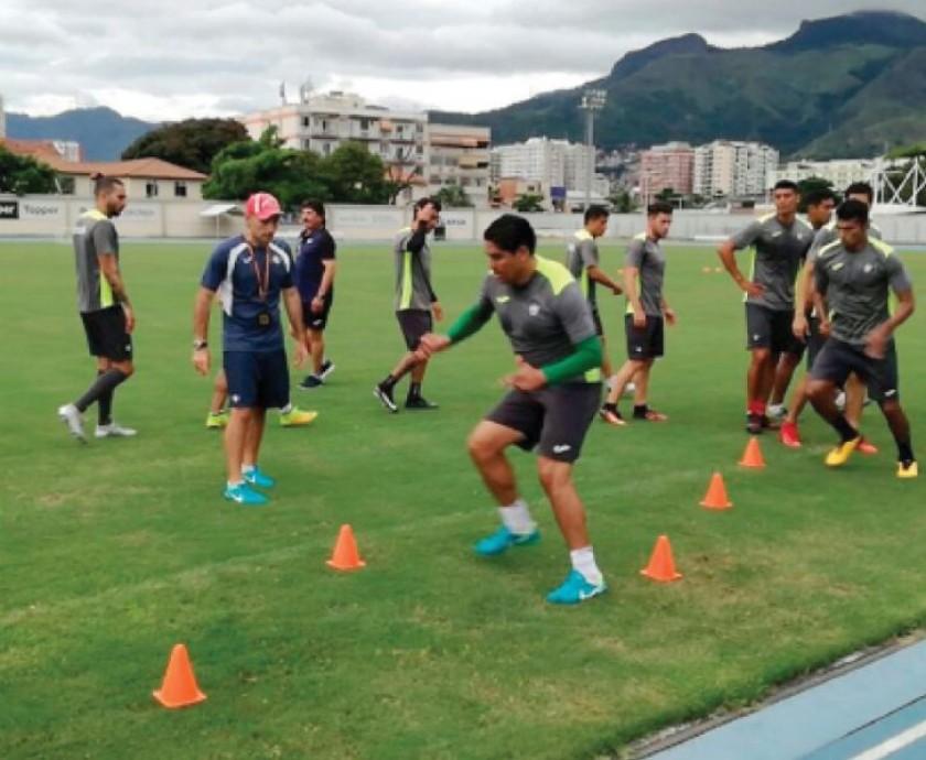 El cuadro cochabambino concentra desde el pasado lunes en Río de Janeiro, donde hoy enfrentará al Vasco.