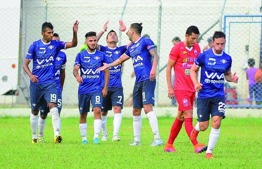 El equipo aviador ganó ayer en Montero y alcanzó en la tabla de posiciones al líder Bolívar.