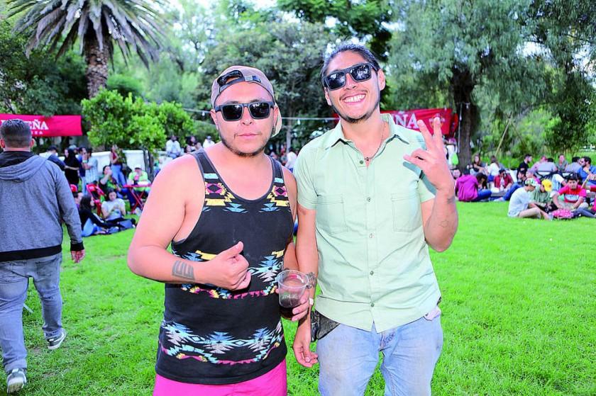 Organizadores: Fico y Esteban Herrera.